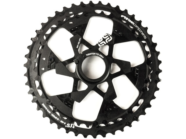 e*thirteen TRS Plus Sprockets 12-speed black
